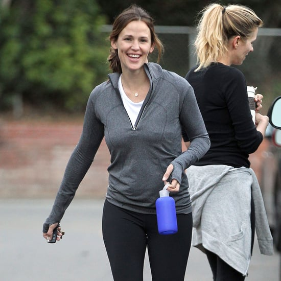 Jennifer Garner and Ben Affleck at Breakfast | Pictures