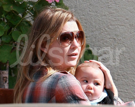 Photos of Ellen Pompeo's Daughter Stella Luna
