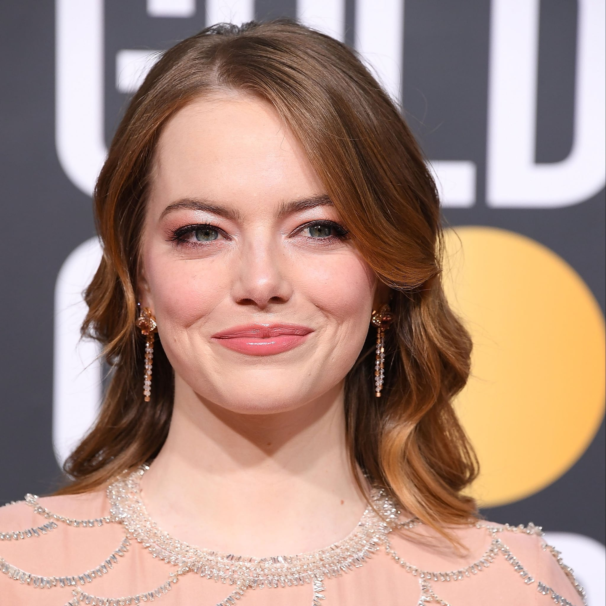 You are Emma stone hair does not