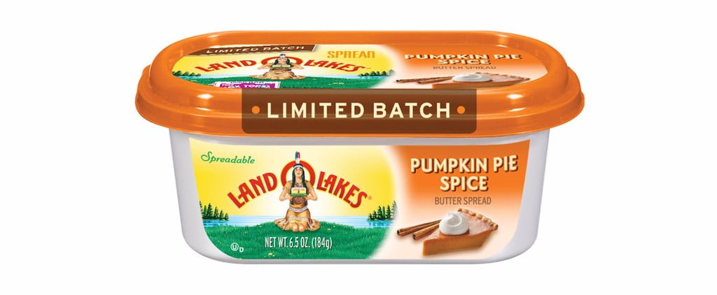 Land O'Lakes Pumpkin Pie Spice Butter