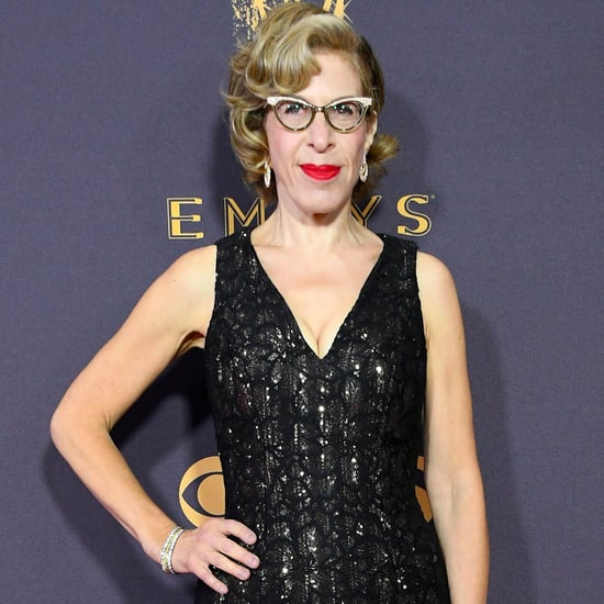 Jackie Hoffman Reacting to Her Emmy Loss 2017