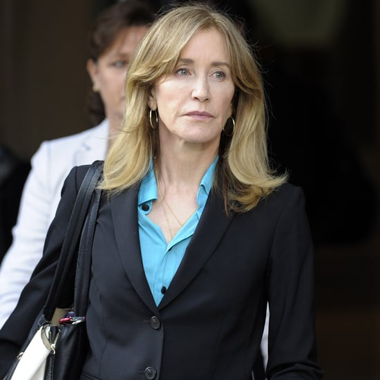 Felicity Huffman Sentenced to Jail College Admissions Scam