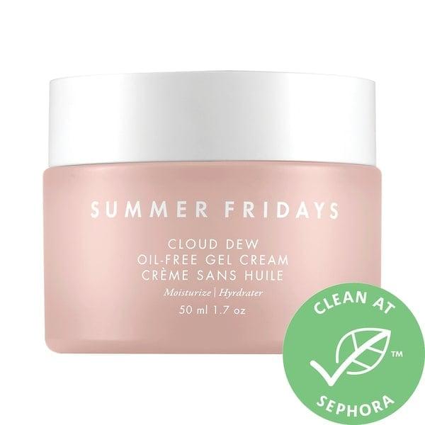 Summer Fridays Cloud Dew Oil-Free Gel Cream Moisturizer