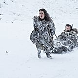 When Meera Finally Gets Bran to the Wall