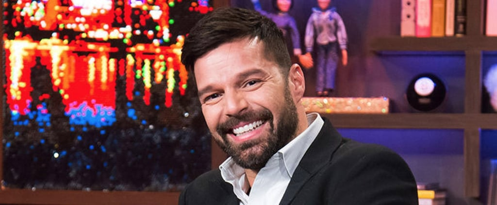 Ricky Martin Reveals the 1 Thing He's Sure of When It Comes to His Wedding