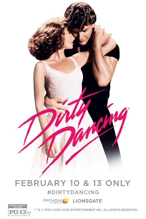 Dirty Dancing Returning To Theatres Valentine S Day 2019 Popsugar