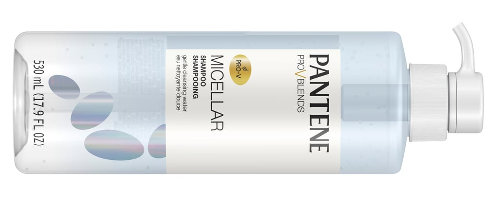 Pantene's New Shampoo Is Made With the Same Ingredient as a Go-To Face Cleanser