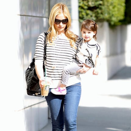 Sarah Michelle Gellar Pictures With Daughter Charlotte Prinze