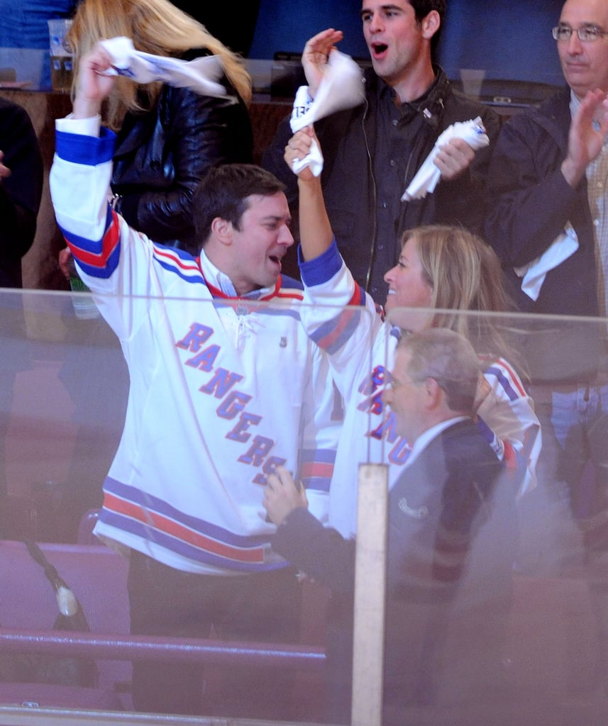 How Did Jimmy Fallon and His Wife Nancy Meet?