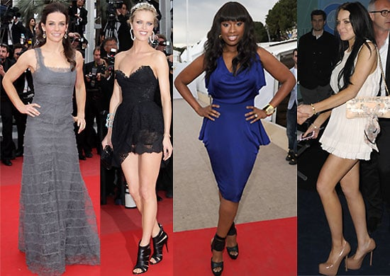 Pictures from the Red Carpet at the Cannes Film Festival 2010 Including Jennifer Hudson, Evangeline