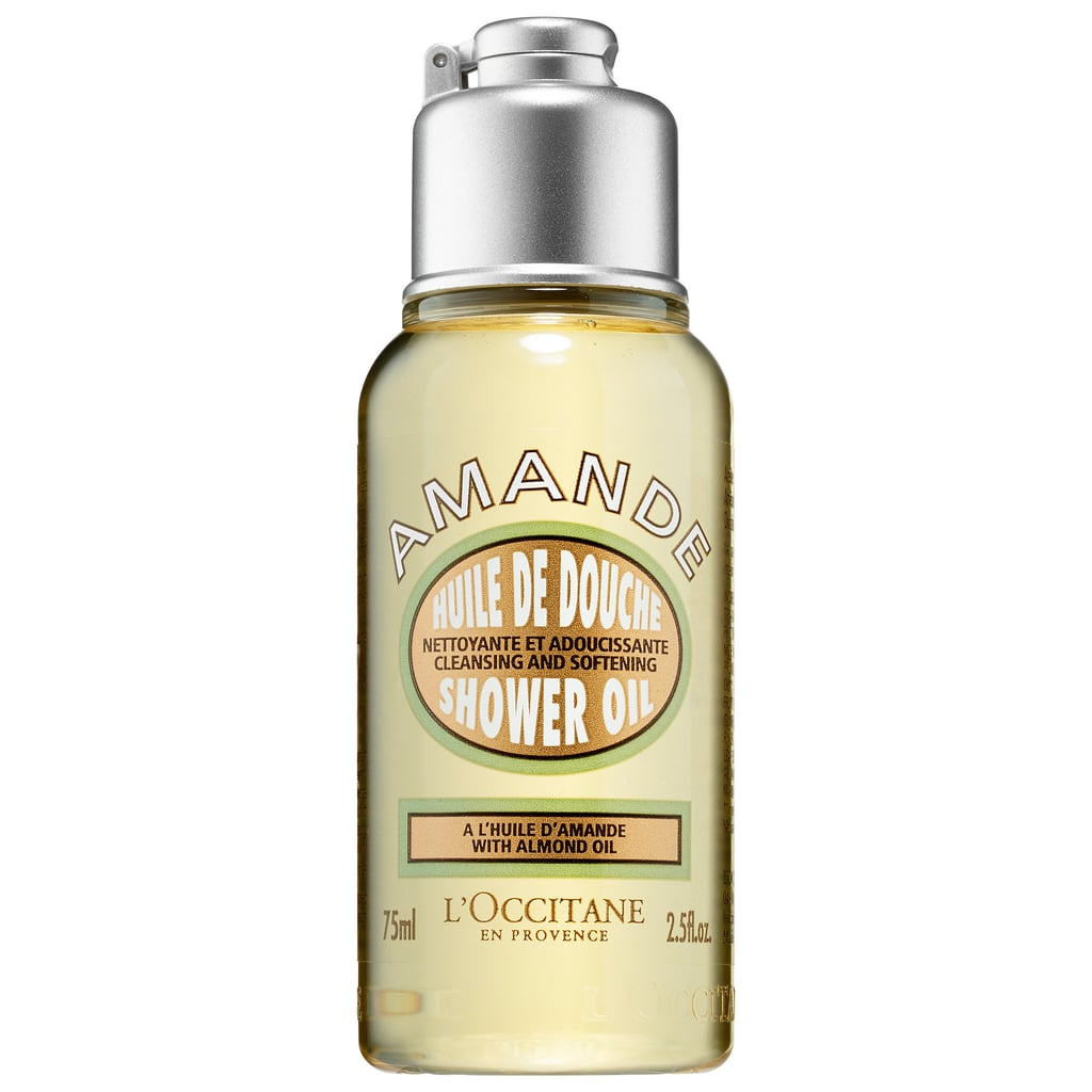 Lu0027Occitane Cleansing And Softening Shower Oil With Almond Oil