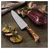 Sabatier 8-Inch Chef Knife Olivewood