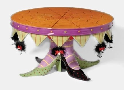 Witch Shoe Cake Plate: Love It or Hate It?
