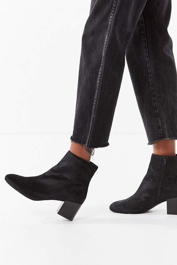Urban Outfitters Mara Calf Hair Ankle Boots