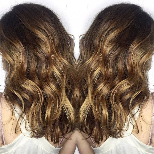 Balayage Hair Color Inspiration Popsugar Beauty
