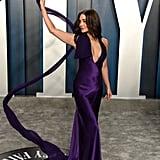 """فانيسا هودجنز في أمسية """"فانيتي فير"""" لحفلة ما بعد جوائز الأوسكار لعام 2020"""
