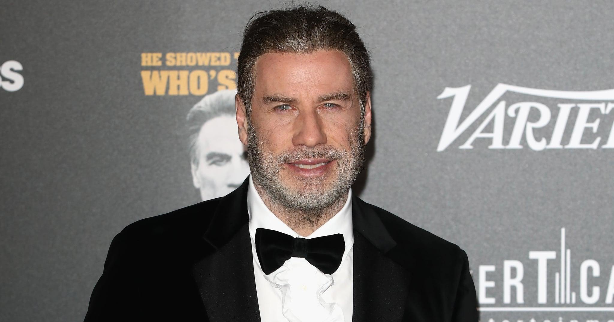 John Travolta Is Working on a Secret Project in Miami