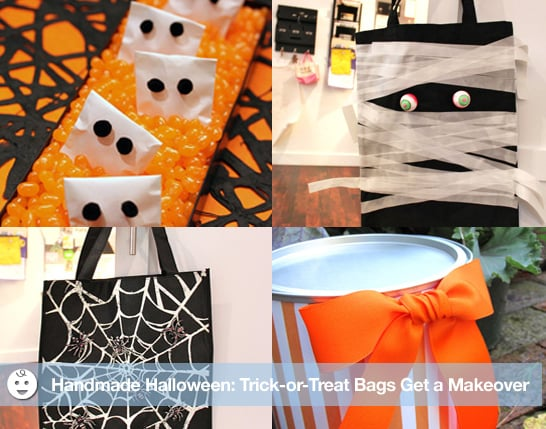 Sugar Shout Out: Trick-or-Treat Bags Get a Makeover