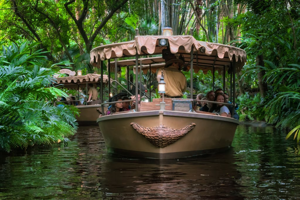 The Jungle Cruise Has Actually Developed Its Own Self