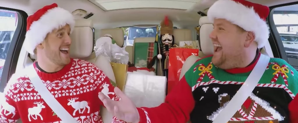 James Corden's Christmas Carpool Karaoke Video 2018