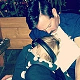 Thomas Lennon was exhausted after spending Father's Day with his son. Source: Instagram user thomaspatricklennon