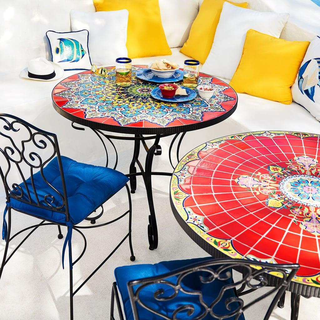 Emilio Mosaic Dining Table