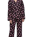 Star & Skye Flannel Pajama Set