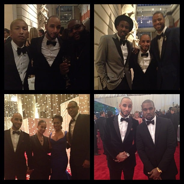 Swizz Beatz captured a handful of moments. Source: Instagram User therealswizz