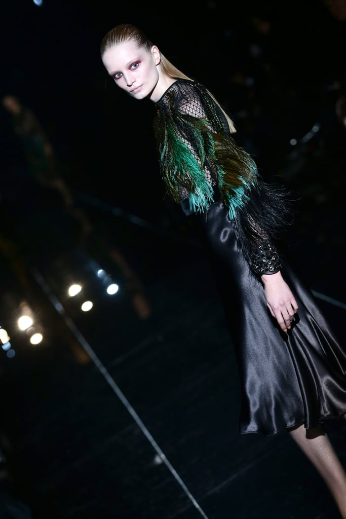 2013 Autumn Winter Milan Fashion Week: Gucci