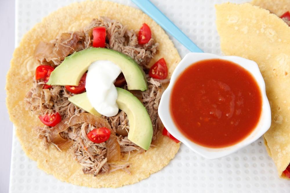 Mexican Pulled Pork Shoulder