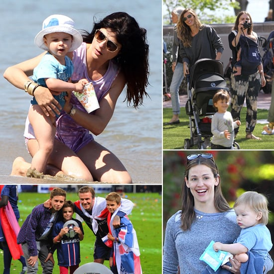 May's Most Adorable Celebrity Baby Pictures!