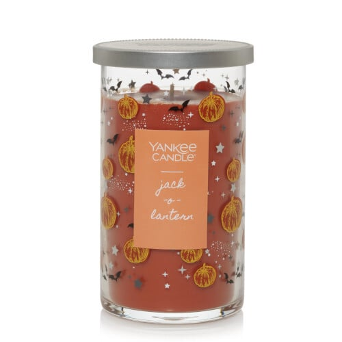 Jack-o'-Lantern Medium Perfect Pillar Candle
