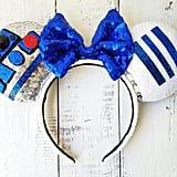 Star Wars R2-D2 Droid Minnie Ears