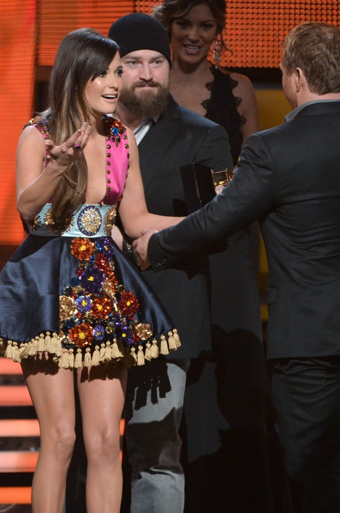 Kasey Musgraves was so excited to win best country album.