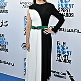 Marina de Tavira at the 2019 Independent Spirit Awards