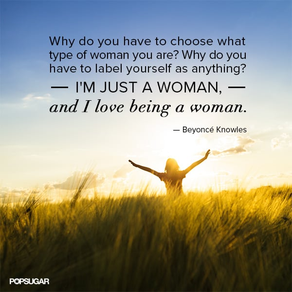 Beyoncé Knowles Ever The Independent Woman Celebrity Quotes 2013
