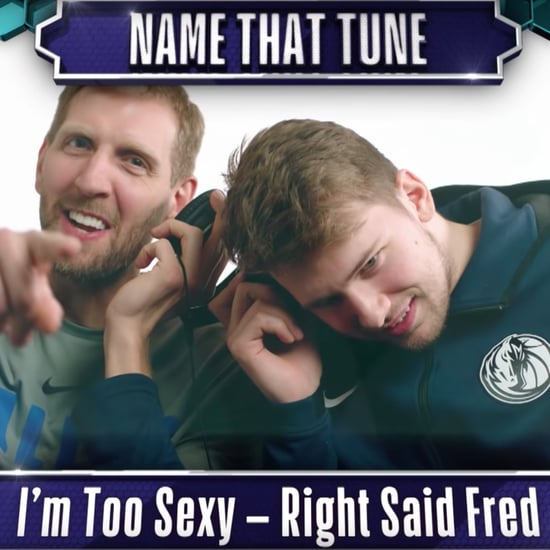"Dallas Mavericks Players ""Name That Tune"" Video"