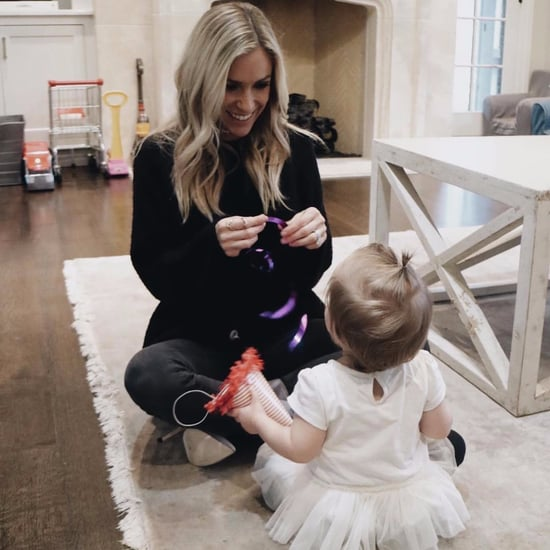 Kristin Cavallari's Birthday Photo For Daughter Saylor 2016