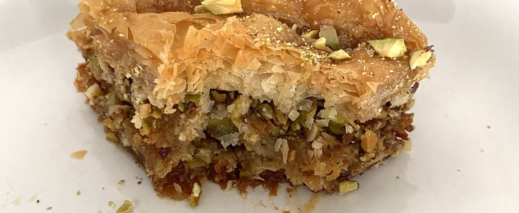 Joanna Gaines Baklava Recipe and Photos