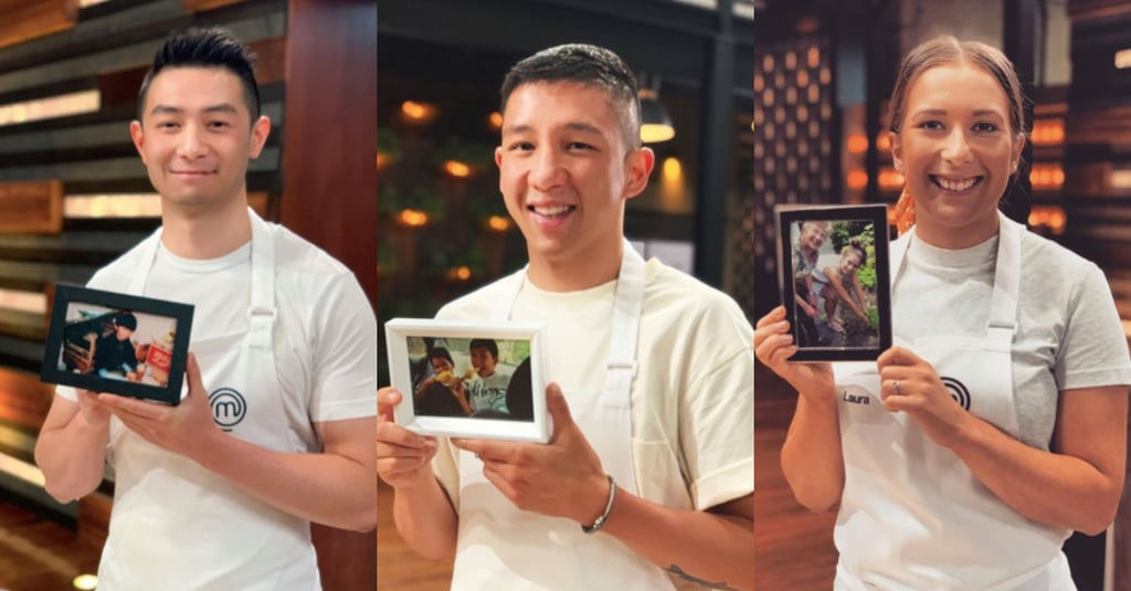 MasterChef 2020 Family Photo Mystery Box Challenge