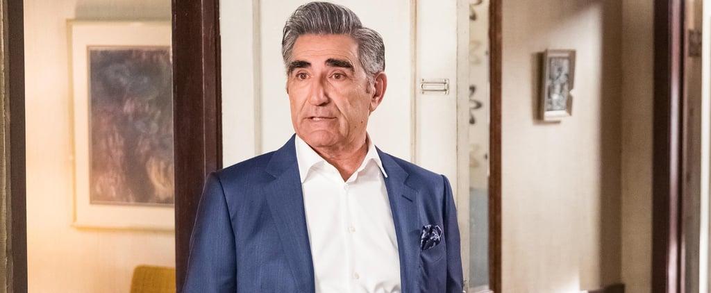 Johnny Rose's Best Suits on Schitt's Creek