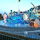 Frozen mania is just as strong in Tokyo.