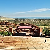 Colorado — Red Rocks Amphitheater