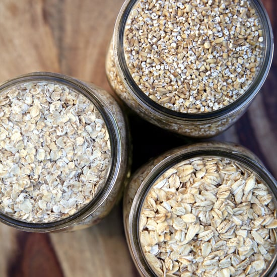 A Comparison of Steel Cut Oats, Old-Fashioned Oats, and Quick Oats