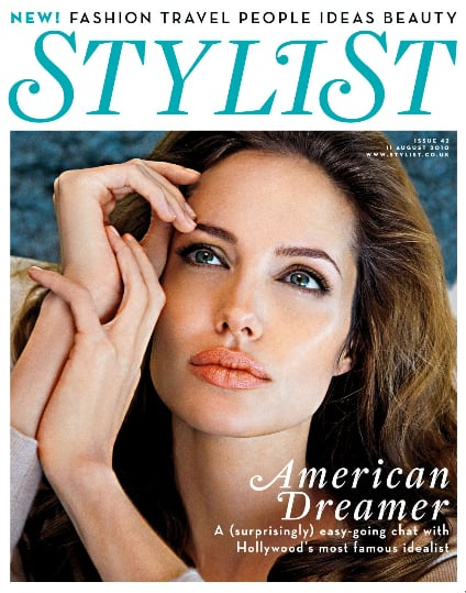 Pictures of Angelina Jolie Stylist