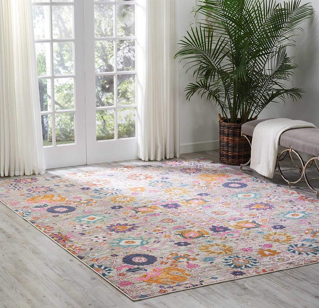 Nourison Passion Bright Colorful Bohemian Area Rug