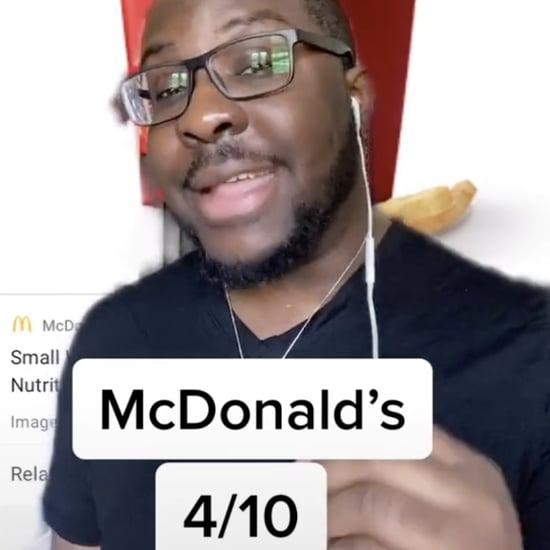 Voiceover Actor Fast Food French Fries Review TikTok Video