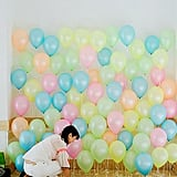 A Balloon Wall