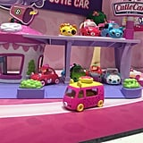 Cutie Cars Drive Thru Diner Shopkins Playset