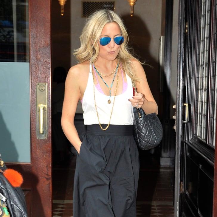 Kate Hudson's Bohemian Street Style